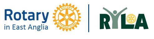 RYLA – Rotary in East Anglia
